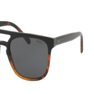 POLO Accessories - NWT Polo PH 4125 526087 Black Sunglasses